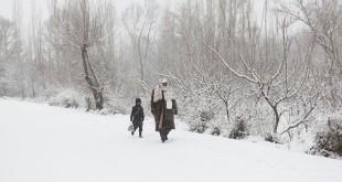 Musim dingin di Afganistan kerap memakan korban jiwa. (reuters)