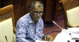 Ketua KPK, Agus Rahardjo (foto: Okezone)