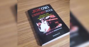 Buku 'Jokowi Undercover'.