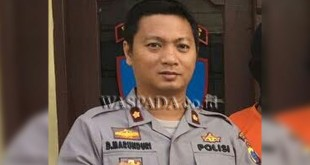 Kapolsek Medan Sunggal, Kompol Daniel Marunduri. (WOL Photo/Gacok)