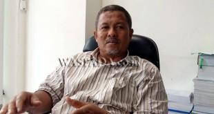 Sekretaris Fraksi PKS DPRD Medan, Jumadi Spdi (WOL Photo/M. Rizki)