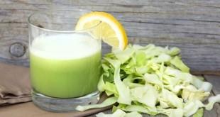 Jus kubis dicampur lemon menyehatkan (Foto: Juicingforhealth)