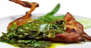 lustrasi ayam panggang cabai hijau (Foto: Ummionline)