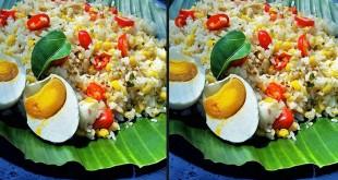 Nasi goreng telur asin (Foto:Ilustrasi/Mulpix)