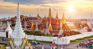 The Grand Palace Bangkok, Thailand (foto:Travel Mania/Shutterstock)
