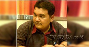 Ketua DPD LSM PEKA Provinsi Sumut, Agustinus Riza Kaban SE.(WOL Photo)