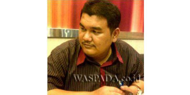 Ketua DPD LSM Perjuangan Keadilan Sumut, Agustinus Riza Kaban SE.