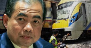 Wakil Menteri Transportasi Malaysia, Datuk Ab Aziz Kaprawi (foto: ist)