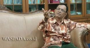 Mantan Ketua Dewan Pengupahan Daerah (Depeda) Sumut, Jaminuddin Marbun
