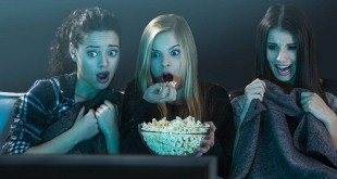 Nonton film horor tingkatkan kesehatan otak (Foto: Thefix)