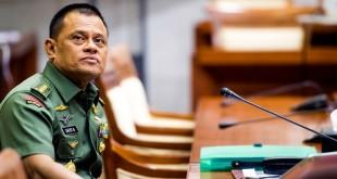 Panglima TNI Jenderal Gatot Nurmantyo (Foto: Okezone)