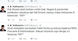 Tweet-SBY