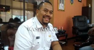 Kepala Dinas Pemuda dan Olah Raga Sumatera Utara (Kadispora Sumut) Baharuddin Siagian (WOL Photo)
