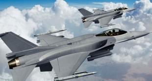 Foto pesawat jet tempur F-16 (Foto: Lockheed Martin)