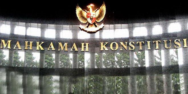 Mahkamah Konstitusi (Foto: Ist)