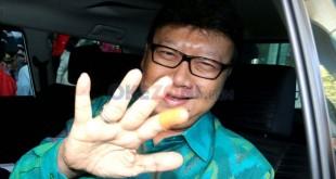 Menteri Dalam Negeri Tjahjo Kumolo (Foto: Heru/Okezone)