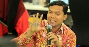 Pengamat Politik, Pangi Syarwi Chaniago (Foto: Okezone)