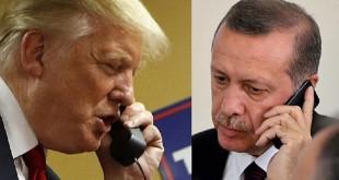 Trump bicara via telefon dengan Erdogan. (Foto: Getty/World Bulletin)