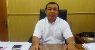 Dirut PD Pasar Kota Medan, Rusdi Sinuraya (foto: ist)