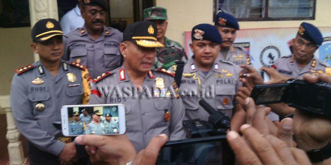 Kapolda Aceh Irjen Pol Rio S Djambak (WOL Photo/chairul sya'ban)