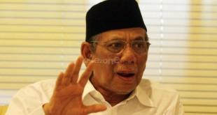 KH Hasyim Muzadi (Foto: Okezone)