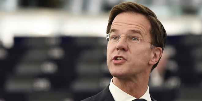 Perdana Menteri Belanda Mark Rutte (foto: ist)