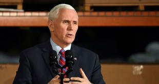 Wakil Presiden AS, Mike Pence (Foto: Reuters)