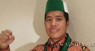 Ketua Umum Pengurus Besar Himpunan Mahasiswa Islam (PB HMI), Mulyadi P Tamsir