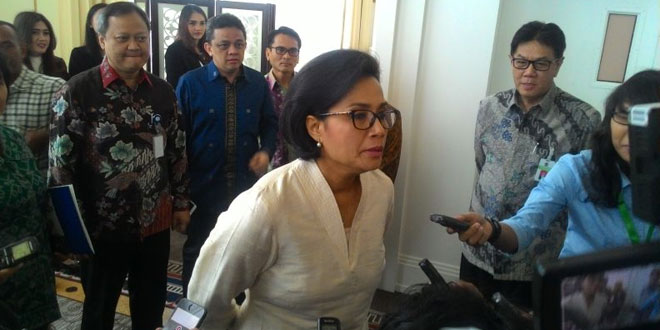 Menteri Keuangan Sri Mulyani Indrayani. (Foto: Okezone