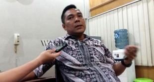Plt Kadis Pariwisata Kota Medan, Budi Hariono (WOL Photo)