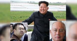 Warga Negara Malaysia dan Korut dalam kemelut misteri pembunuhan Kim Jong-nam. (Foto: AFP/Getty/AP)
