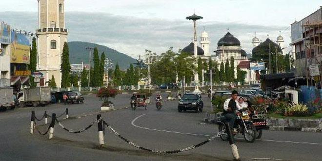 Kota Banda Aceh (foto: ist)