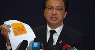 Foto Menteri Perhubungan Malaysia, Liow Tiong Lai (Foto: ABC.net.au)