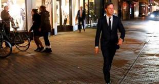 Perdana Menteri Belanda Mark Rutte (Foto: Michael Kooren/Reuters)