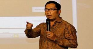 Wali Kota Bandung Ridwan Kamil (Foto: Okezone)
