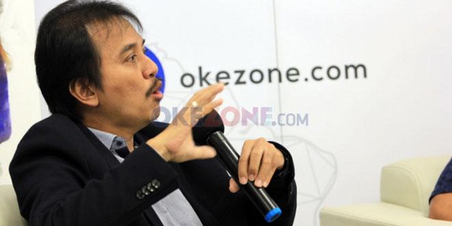 Wakil Ketua Umum Partai Demokrat Roy Suryo (Foto: Okezone)
