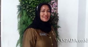 Plt Kepala Dinas Komunikasi dan Informasi Kota Medan, Sri Maharani Damanik (WOL Photo)