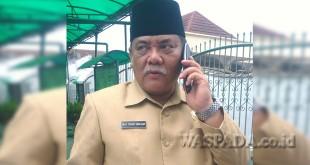 Kepala BKD Kabupaten Deliserdang, M Ali Yusuf Siregar. (WOL Photo)