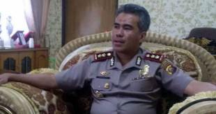 Kepala Polres Lubuk Linggau, Ajun Komisaris Besar Polisi Hajat Mabrur (VIVA.co.id/Aji YK Putra)