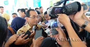 Menteri Perhubungan Budi Karya Sumadi. (WOL Photo)