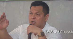 Anggota Komisi A DPRD Medan, Deni Maulana Lubis/WOL Photo