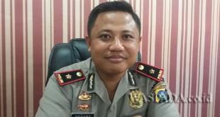 Kapolsek Medan Helvetia, Kompol Hendra Eko Triyulianto, akui kejadian tersebut dan sedang menyelidiki kasus bunuh diri tersebut.(WOL. Photo/gacok).