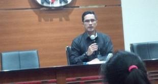 Juru Bicara KPK Febri Diansyah (Foto: Okezone