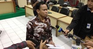 Anggota Bawaslu DKI Jakarta Muhammad Jufri (Okezone)