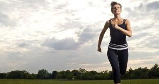 Olahraga jogging (Foto: Pinterest)