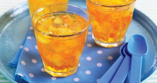 Orange squash (Foto: Taste)