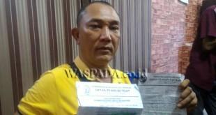 Rahmat Tua Nasution alias Tuek (WOL Photo)