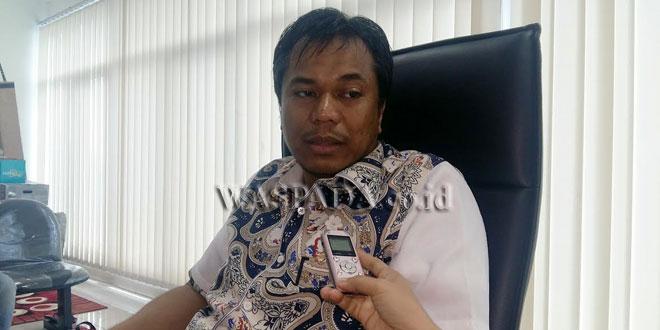 Ketua Komisi C DPRD Medan, Boydo HK Panjaitan (WOL Photo)