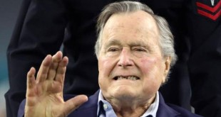 Mantan Presiden AS George Herbert Walker Bush (Foto: Adrees Latif/Reuters)