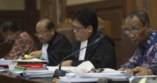 Terdakwa kasus dugaan korupsi proyek e-KTP (Foto: Antara)